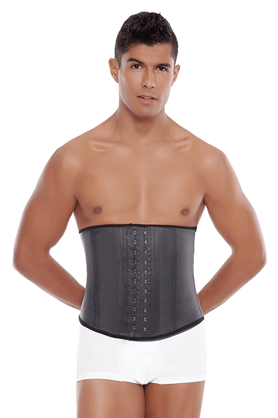 025b24dc50 MEN S LATEX WAIST TRAINER BY ANN MICHELL - Svelte Waist Trainers