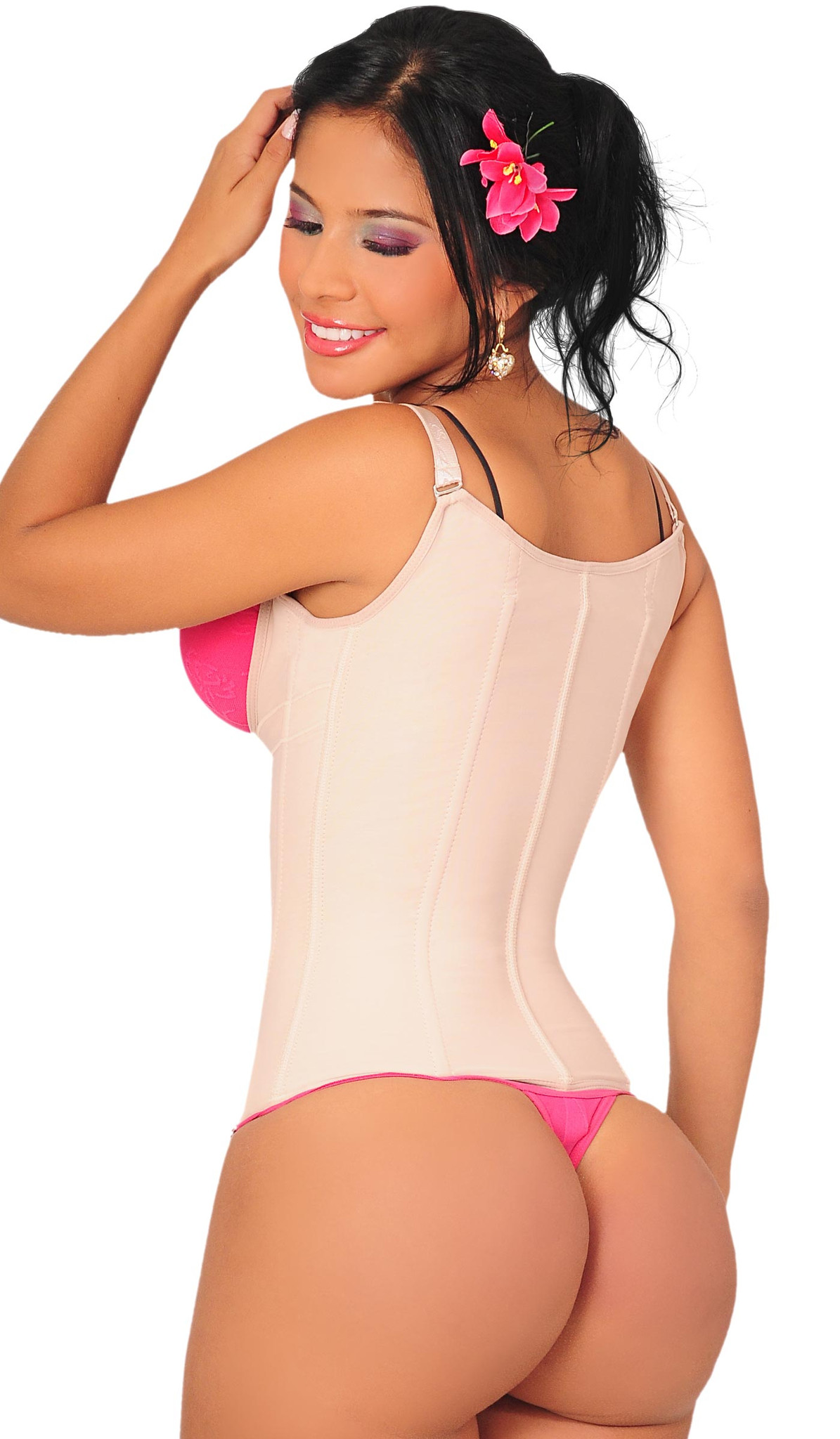f9041918ec5 SALOME 0313 POWERNET VEST WITH REMOVABLE STRAPS   ZIPPER - Svelte ...